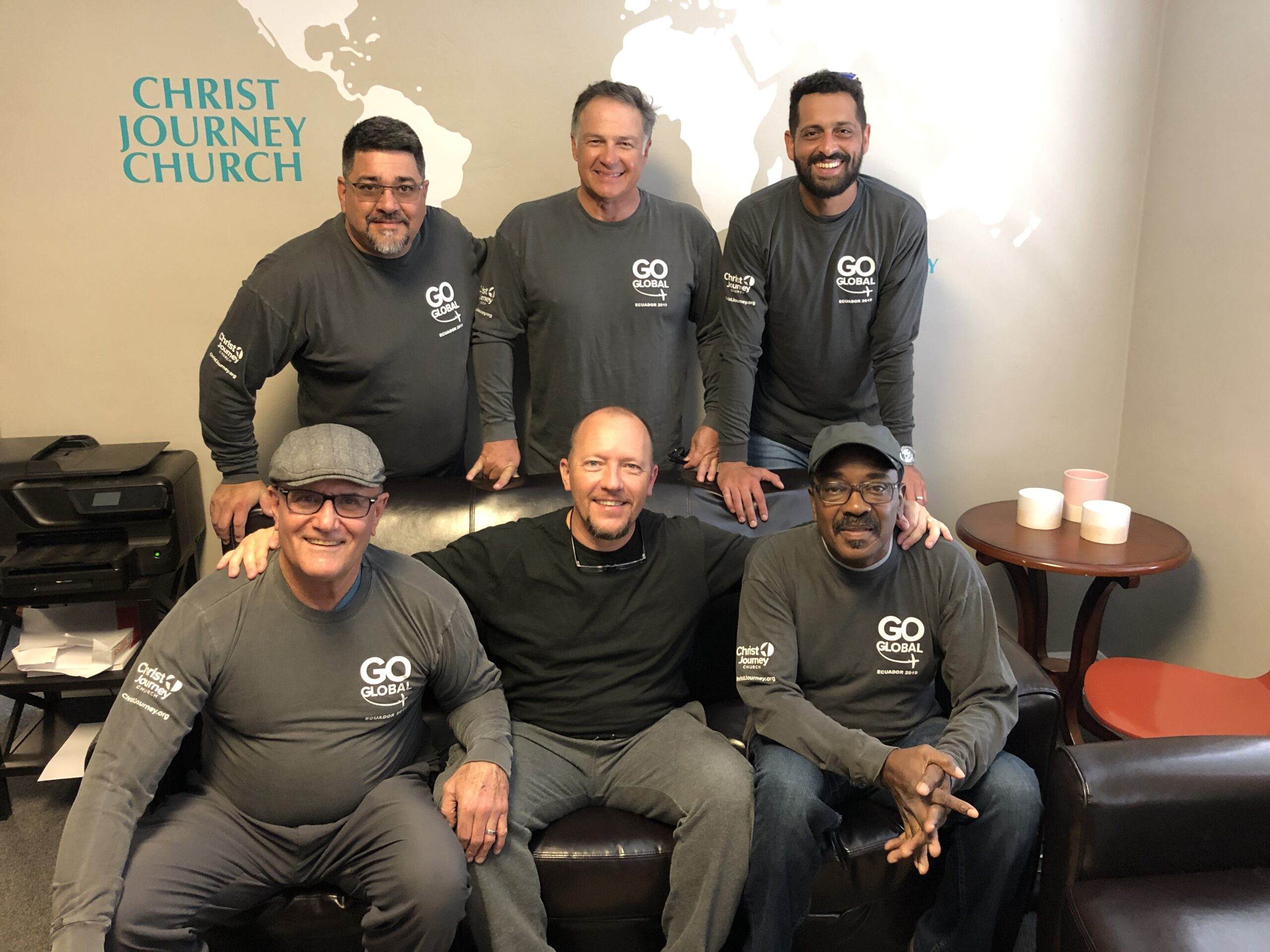 Christ-Journey-Church-Ecuador Men Team at church scaled